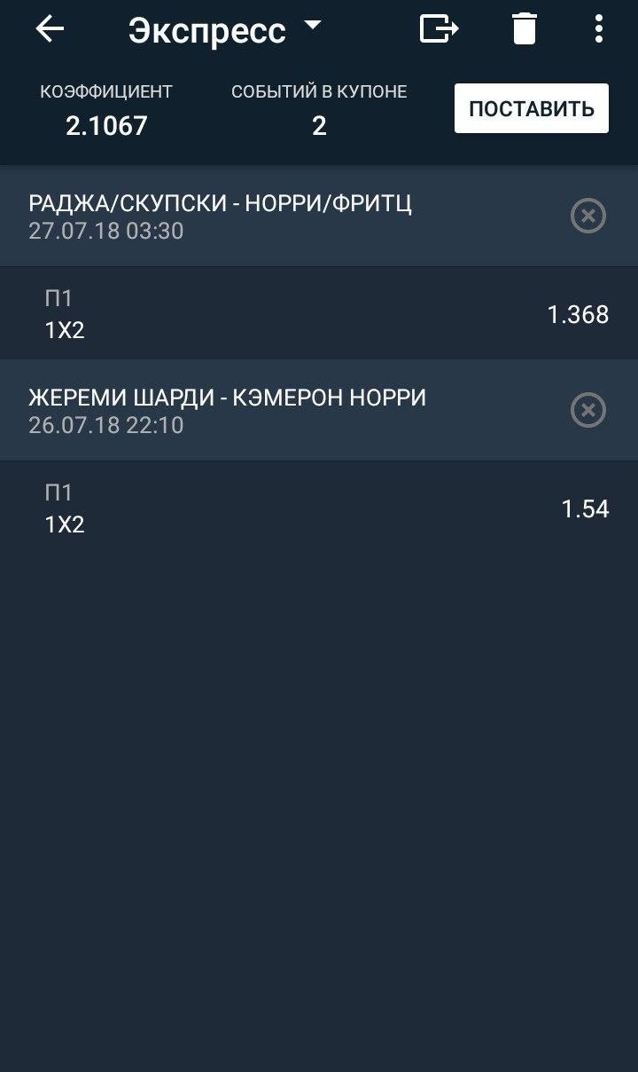 Ставки на матч Фриц – Копил. Прогноз на теннис от 26.10.2018