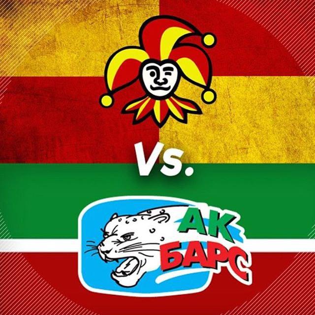 Йокерит — Ак Барс 23 января, хоккейный матч