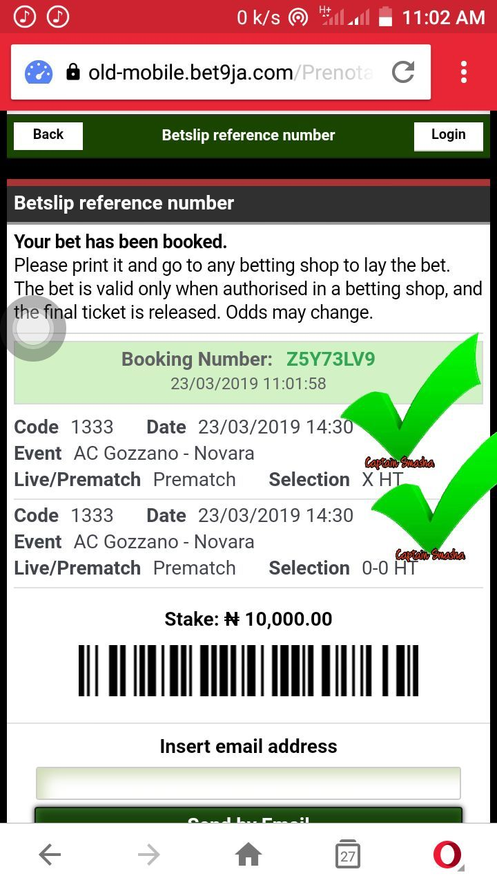 Old Moblie Bet9ja