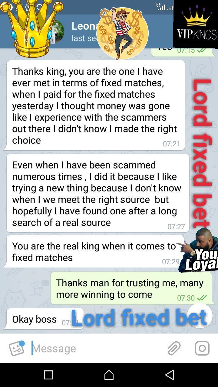 Real Source Fixed Matches