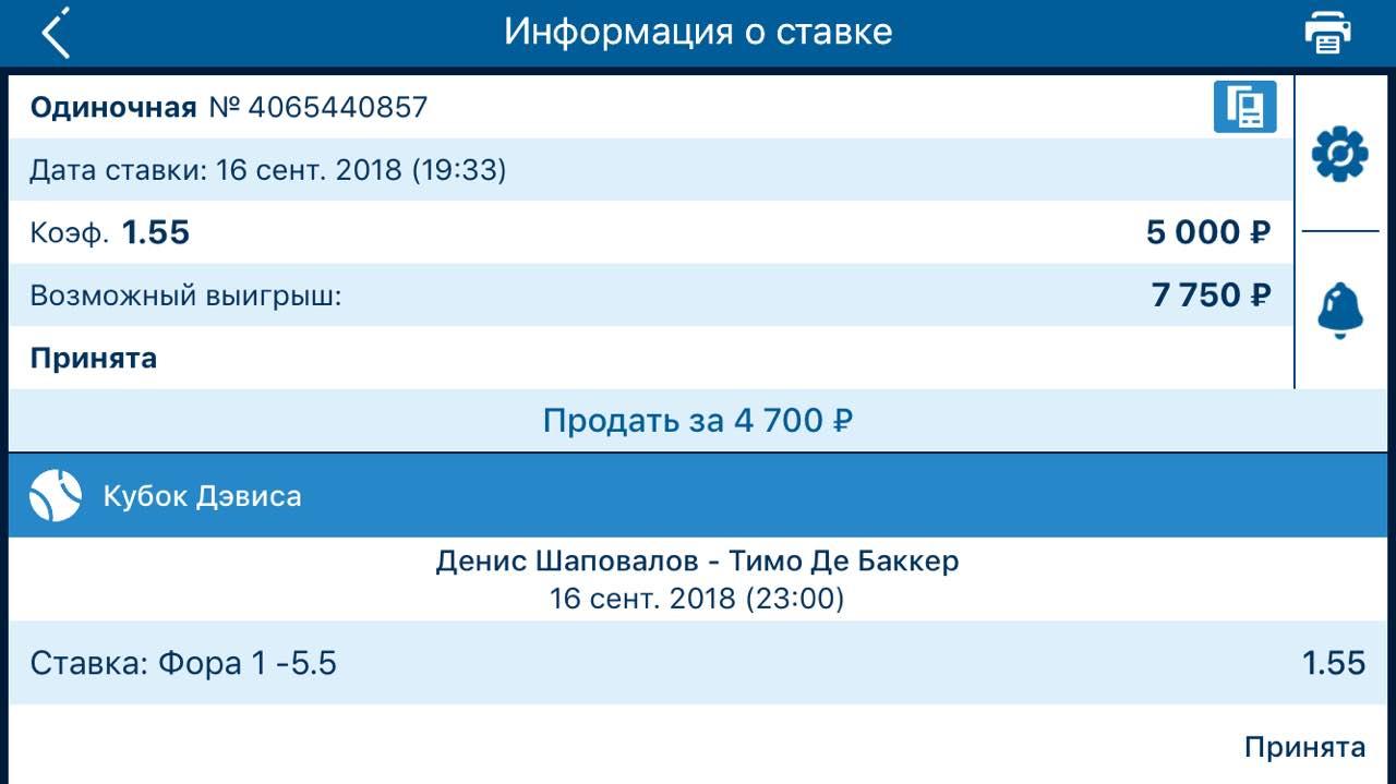 Ставки на матч Соза — Тиафо, прогноз на теннис от 06.05.2018