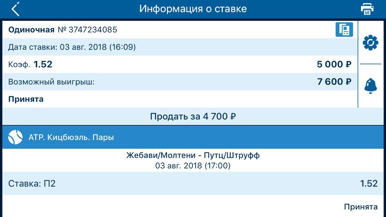 Ставки на матч Гергес – Калинская, прогноз на теннис от 27.08.2018