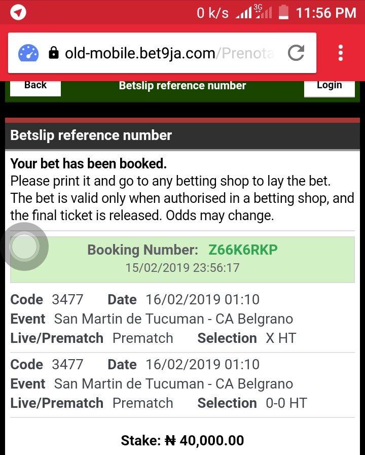 OLD MOBILE BET9JA SHOP COM - Bet9ja Nigeria Sport
